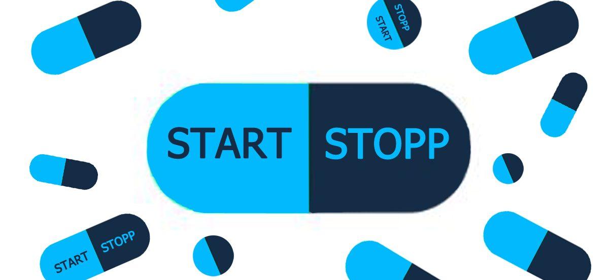 criteri start e stopp prescrizione farmaci agli anziani con la cartella di Afea