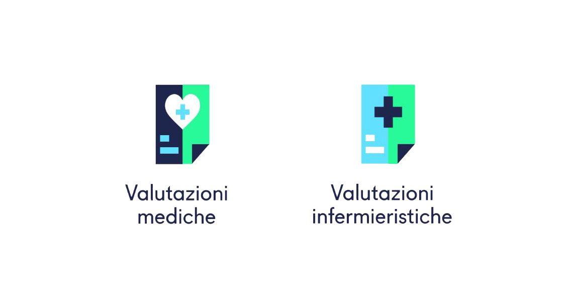 Valutazioni mediche e infermieiristiche - Cartella clinica Afea